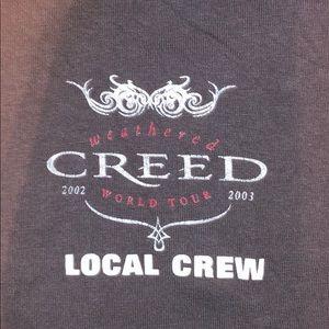 Creed 2002 Weathered World Tour XL